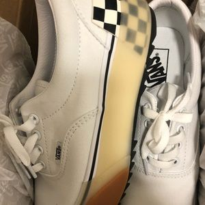 Vans cleated sneakers women's size 7.5
